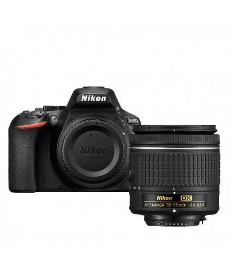 Nikon Kit D5600 + Objectif 18-55mm f/3.5-5.6G VR