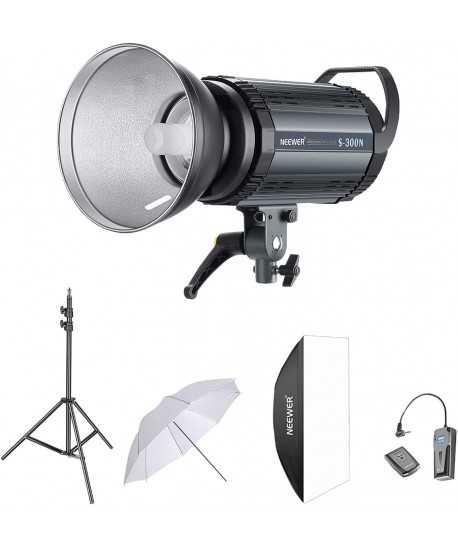 Kit flash 300W Avec Accessoires
