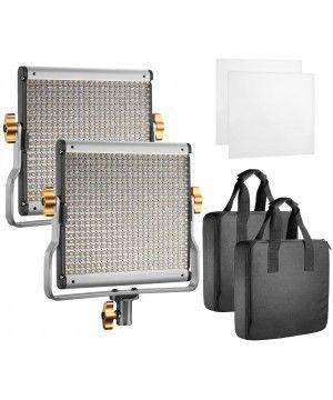 Kit 2 Panneaux 480 LED...