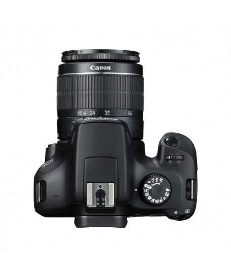 Canon EOS 4000D avec Objectif 18-55 III reflex numérique